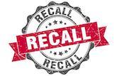 recall. stamp. sign. seal. round. retro. ribbon
